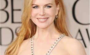 Fixed gummy smile - nicole kidman